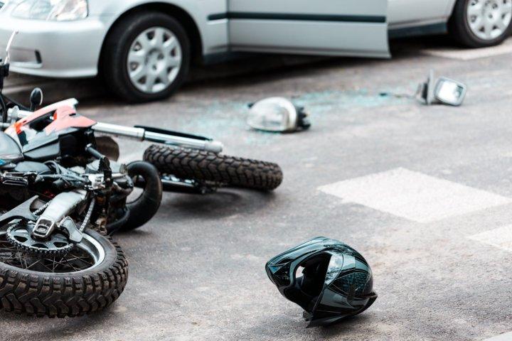 Incidente moto risarcimento danni