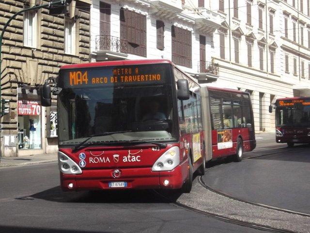 Incidente con autobus atac cosa fare
